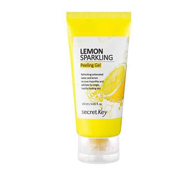 Secret Key – Lemon Sparkling Peeling Gel