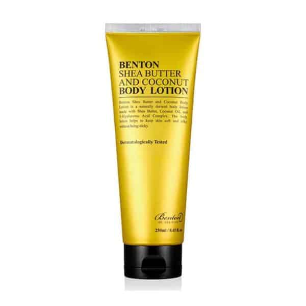 Benton – Shea Butter & Coconut Body Lotion